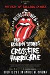 The Rolling Stones Crossfire Hurricane: la locandina italiana