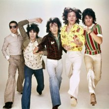 The Rolling Stones Crossfire Hurricane: lo storico gruppo in una foto degli anni '70