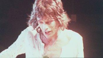 The Rolling Stones Crossfire Hurricane: Mick Jagger in un'immagine del documentario