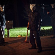 You're next: un'immagine del team dei killer