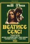 Beatrice Cenci: la locandina del film