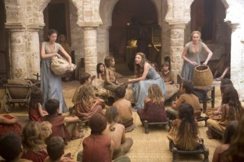 Game of Thrones: una scena dell'episodio Valar Dohaeris
