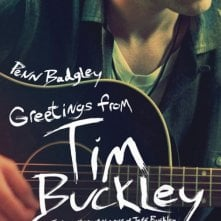 Greetings From Tim Buckley: la locandina del film