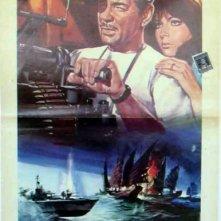 L'avventuriero di Hong Kong: la locandina del film