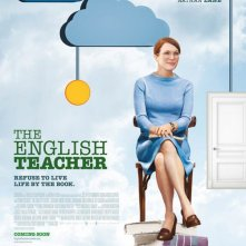 The English Teacher: la locandina del film