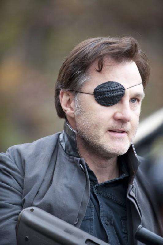 The Walking Dead David Morrissey E Il Governatore Nell Episodio Nelle Tombe 270361