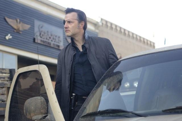 The Walking Dead David Morrissey In Una Scena Dell Episodio Nelle Tombe 270362