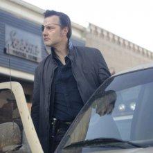 The Walking Dead: David Morrissey in una scena dell'episodio Nelle tombe