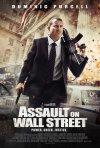 Assault on Wall Street: la locandina del film
