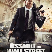 Assault on Wall Street: la locandina del film