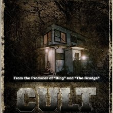 Cult: la locandina del film