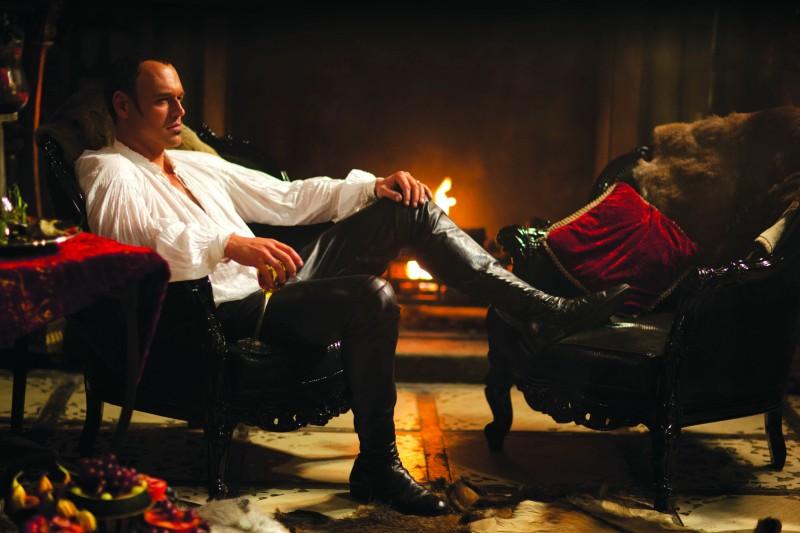 Da Vinci S Demons Elliot Cowan In Una Foto Promozionale Della Serie 270439