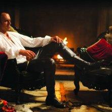 Da Vinci's Demons: Elliot Cowan in una foto promozionale della serie