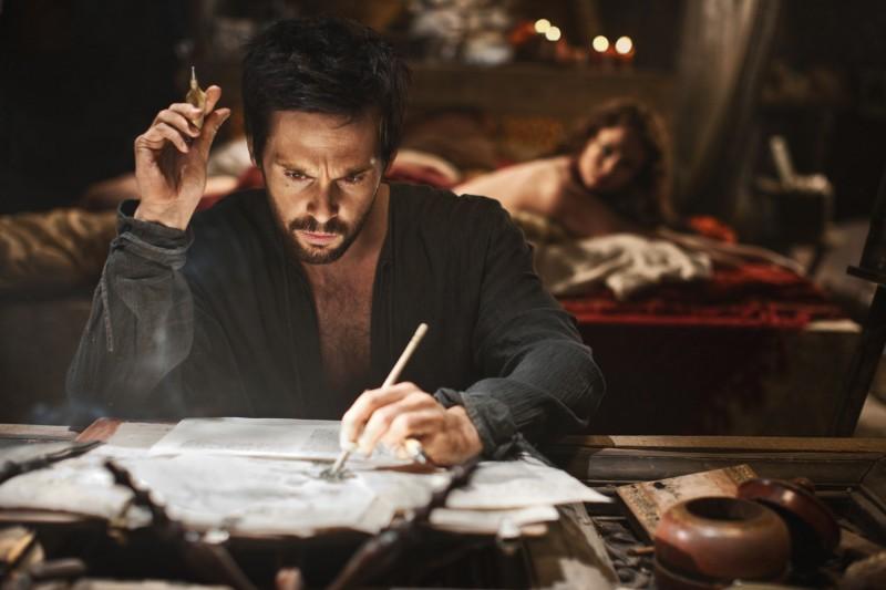 Da Vinci S Demons Tom Riley In Una Foto Di Scena Della Serie 270440