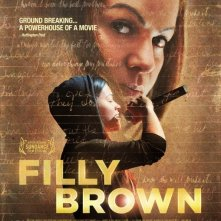 Filly Brown: la locandina del film