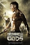 Hammer of the Gods: la locandina del film