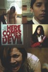 Here comes the Devil: la locandina del film