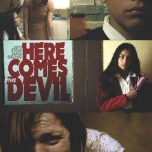 Here comes the Devil: la locandina del film