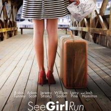 See Girl Run: la locandina del film
