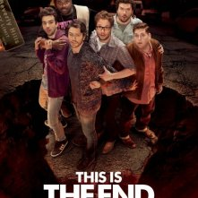 This Is the End: nuovo poster USA