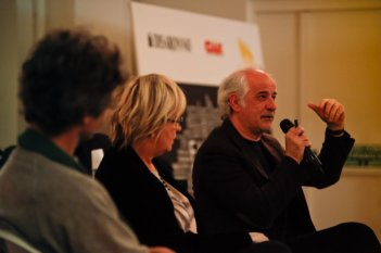 Film Factory Italia: Toni Servillo durante l'intervista