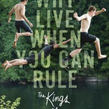 The Kings of Summer: nuovo poster
