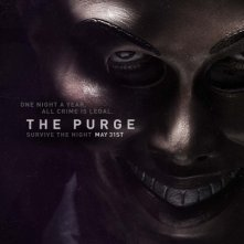 The Purge: la locandina del film