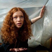 205 - Zimmer der Angst: Marleen Lohse in una scena