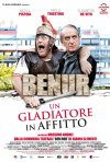 Benur - Un gladiatore in affitto: la locandina del film