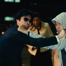 Key of Life: Masato Sakai fa a botte con Teruyuki Kagawa in una scena