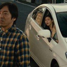 Key of Life: Ryōko Hirosue e Teruyuki Kagawa in una scena