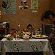 Key of Life: Ryōko Hirosue insieme a Teruyuki Kagawa in una scena