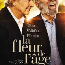 La fleur de l'âge: la locandina del film