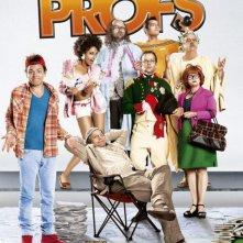 Les profs: la locandina del film