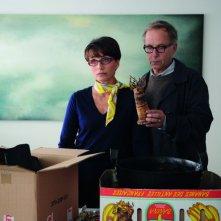 Nella casa: Fabrice Luchini e Kristin Scott Thomas in una scena del film