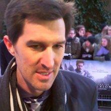 Oblivion: il regista Joseph Kosinski alla premiere londinese del film