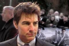 Oblivion, la premiere UK: con Tom Cruise sotto la neve