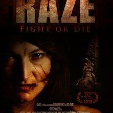 Raze: la locandina del film