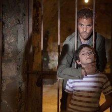 Zaytoun: Stephen Dorff in una drammatica scena del film