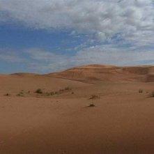 Il deserto marocchino in Casablanca Mon Amour