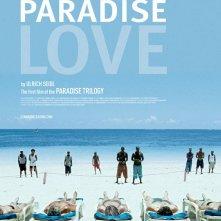 Paradise: Love - la locandina del film
