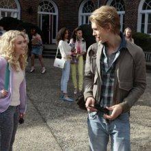 The Carrie Diaries: AnnaSophia Robb ed Austin Butler nel pilot della serie