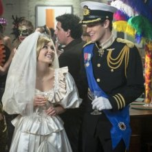 The Carrie Diaries: David Giesbrecht, AnnaSophia Robb e Brendan Dooling nell'episodio Fright Night