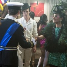 The Carrie Diaries: Freema Agyeman e Brendan Dooling nell'episodio Fright Night