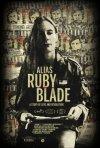 Alias Ruby Blade: la locandina del film