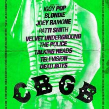 CBGB: nuovo poster