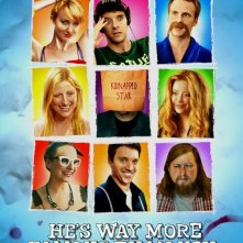 He's Way More Famous Than You: nuovo poster USA