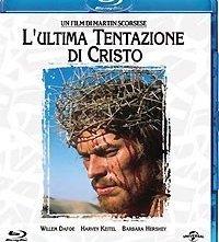 La copertina di L'ultima tentazione di Cristo (blu-ray)