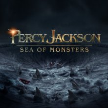 Percy Jackson: Sea of Monsters, teaser poster