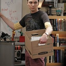 The Big Bang Theory: Jim Parsons nell'episodio The Spoiler Alert Segmentation